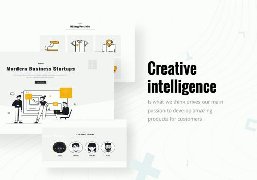 BizBag - Multipurpose Business Startup WordPress Theme