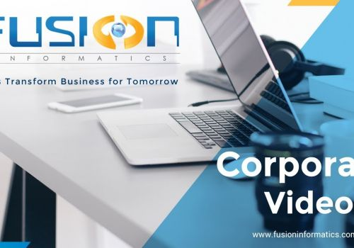 Fusion Informatics Corporate Video
