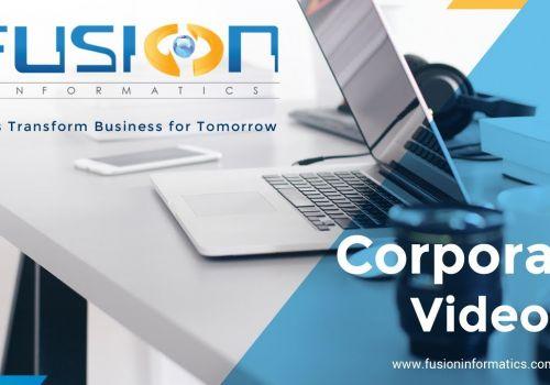 Fusion Informatics Corporate Video