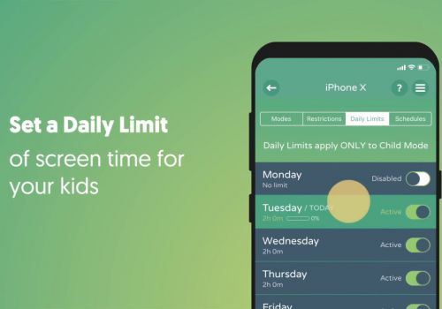 PARENTAL CONTROL for mobile phones and tablets