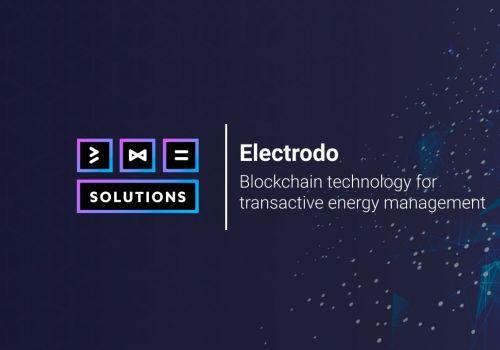 Electrodo | Ecosystem for the transactive energy management