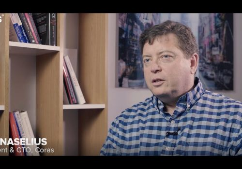 Client Testimonial - Dan Naselius, President & CTO, Coras