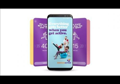 The ParticipACTION App