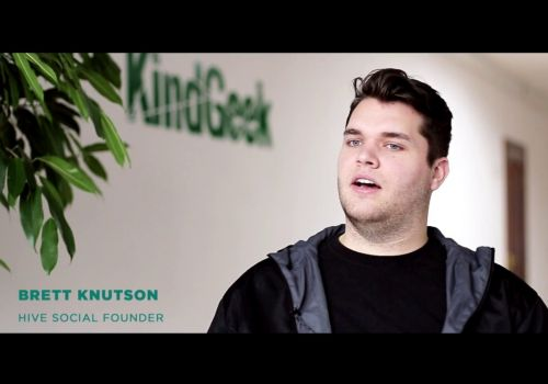 KindGeek Client Testimonial: Founder of  Social app