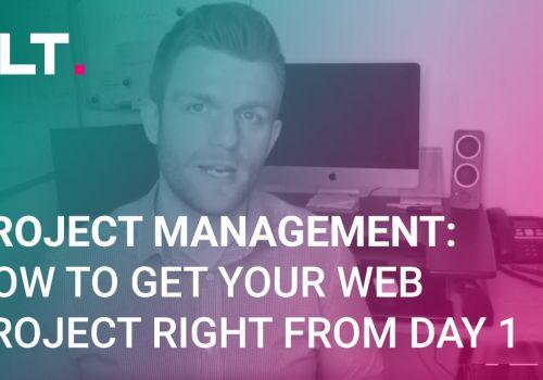 Web Design & Development Project Management Process | ALT Agency