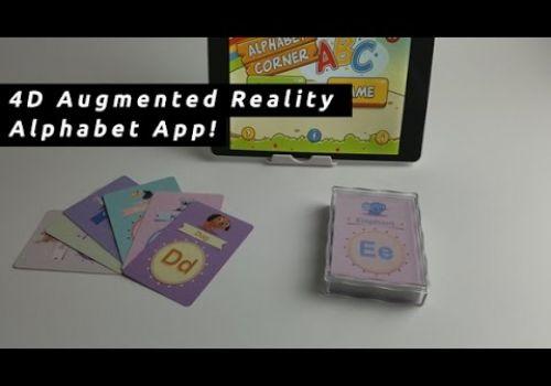 Alphabet Corner - 4D Augmented Reality App