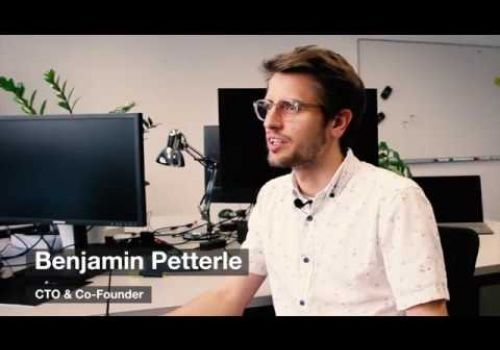 Corporate video for the startup ToolSense (Vienna)