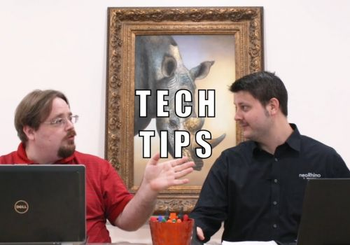 Business Continuity & Disaster Recovery (Part 1) - neoRhino Tech Tips - neoRhino IT Solutions