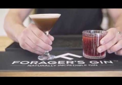 Moneypenny Client – Forager's Gin