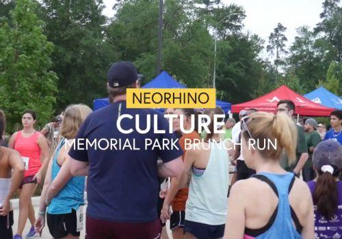 neoRhino Culture - Memorial Park Conservancy 5K Brunch Run - 4-8-2019 - neoRhino IT Solutions