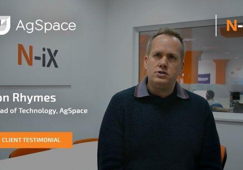 Jon Rhymes - N-iX and AgSpace Experience