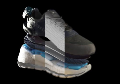 3D Modeling Workflow: How to Make a 3D Model. 3D Technology in the Footwear Industry