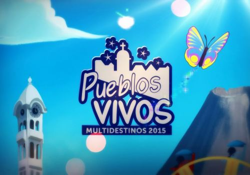 Pueblos Vivos El Salvador - Tourism Animated Commercial Video