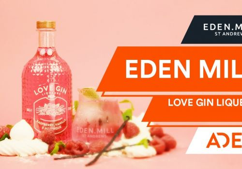 EDEN MILL - Love Gin Liqueurs Creative Video For Social Media Marketing.