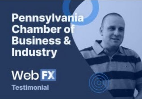 PA Chamber of Business and Industry Testimonial