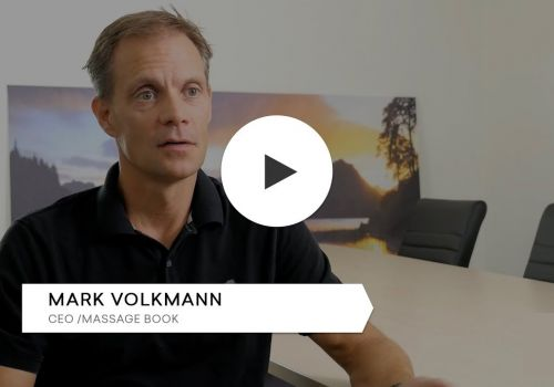 Testimonial: Mark Volkmann, CEO of MassageBook | Binary Studio
