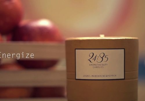 Advertising & Commercial Video - 23:45 Aromatherapy Candles - Covered By FDD