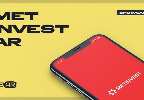WeAR Studio showcase: Metinvest AR