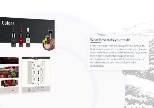 The Crama Budureasca Project - Romanian Noble Wines