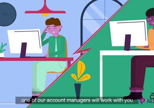Growthonics - Character Animation Video w/ Subtitles