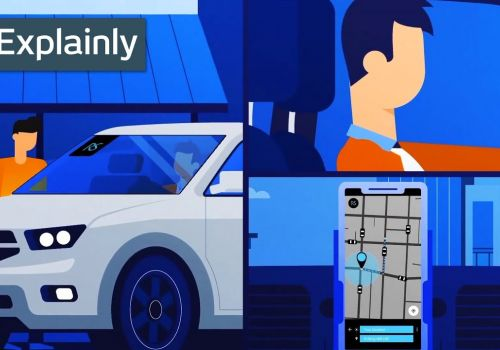 Visa Direct: On-Demand Payments for the Gig Economy - Animated Explainer Video