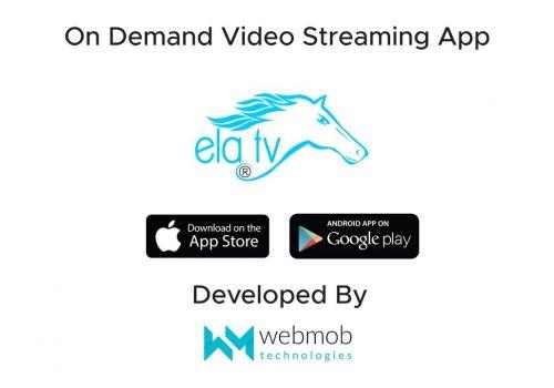 Ela Tv - On Demand Video Streaming App