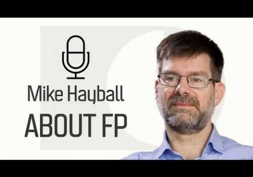 An interview with Mike Hayball | About FP | Future Processing