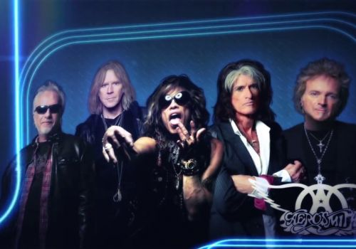 Tigo - Aerosmith - Music Festival Animated Commercial Video