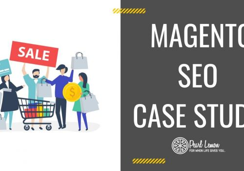 Magento E-Commerce | On-Page SEO Top 3 Google Rank | Pearl Lemon SEO Case Study
