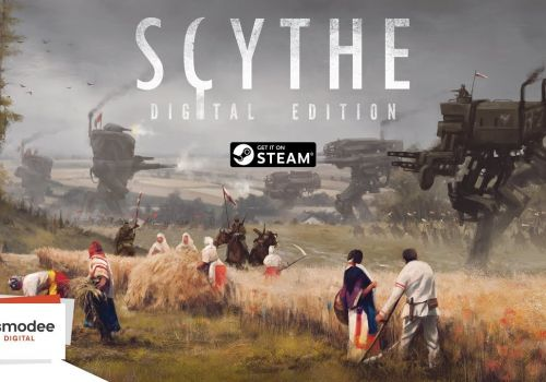 Scythe: Digital Edition - Global Release Trailer