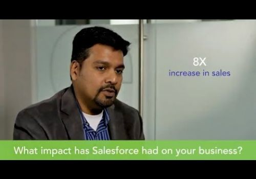 How Delta Material Services Increased Sales 8X with Salesforce
