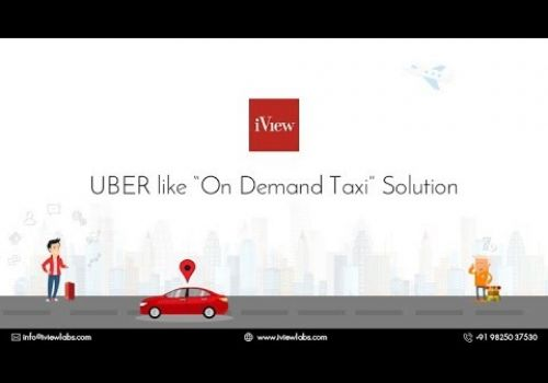 Uber Like On Demand Taxi Booking App