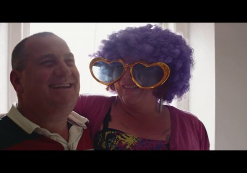 Vicky & Martin - Living with a rare form of dementia - Alzheimer's Research UK