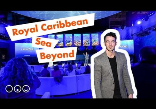 Future Cruise Technology Now: Royal Caribbean Sea Beyond