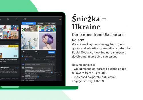 SMM для Sniezka Ukraine