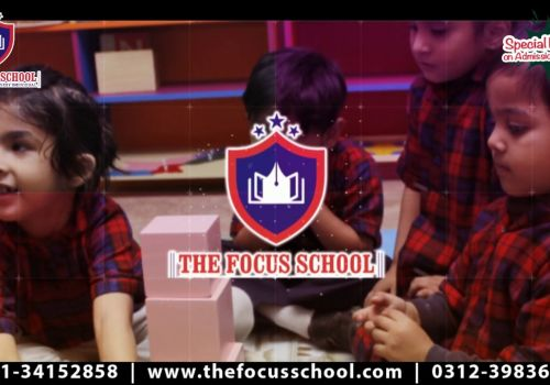 Animation Video Design for The Focus School