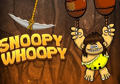Snoopy Whoopy - Your Cute Little Friend On A Journey From The Center of The Earth