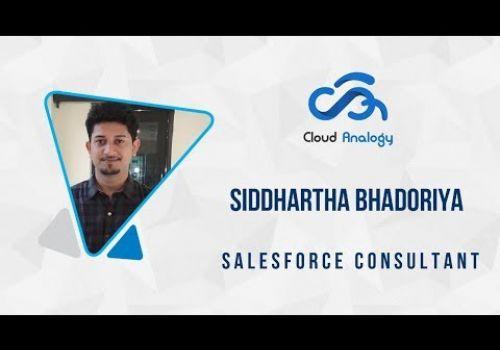 Siddhartha Bhadoriya - Salesforce Consultant
