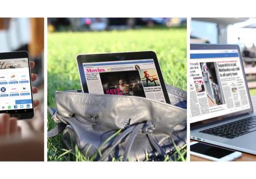 Paperboy Ad - Public