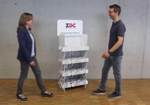 Zünd Design Center ZDC3 - Empowering Creativity