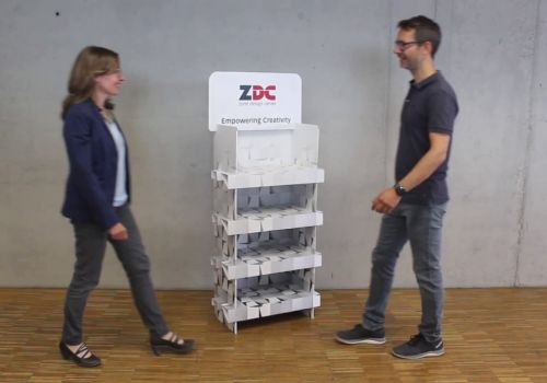 Zünd Design Center ZDC3 - Empowering Creativity