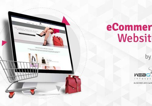 Ecommerce Websites By Webguru Infosystems