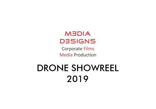 Media Designs Drone Showreel 2019