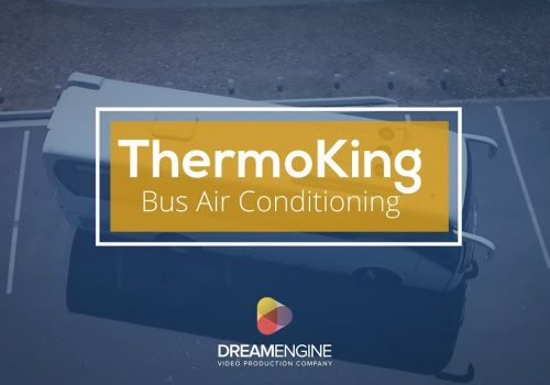 Thermo King Trade Show Video 4k