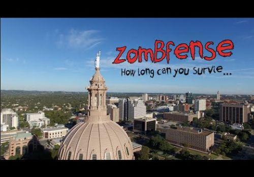 ZomBfense goes to SXSW