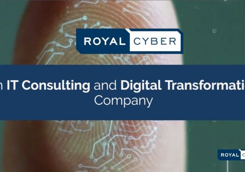 Royal Cyber, An IT Consulting and Digital Transformation Company | Company Overview Intro Video