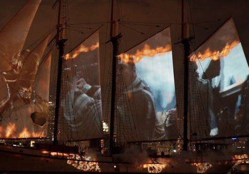 Pirates of The Caribbean 5 - Trailer Projection