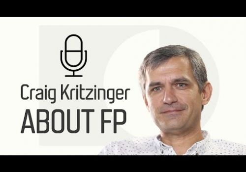 An interview with Craig Kritzinger | About FP | Future Processing