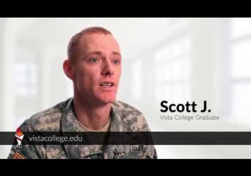 Vista College Military TV Commercial