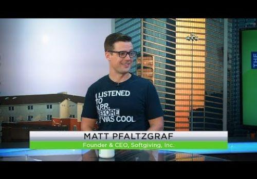 How This Georgia Based FinTech Company is Revolutionizing Fundraising – Matt Pfaltzgraf, Softgiving